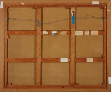 View 2. Thumbnail of Lot 122. White on White Space (Blanco sobre espacio blanco).