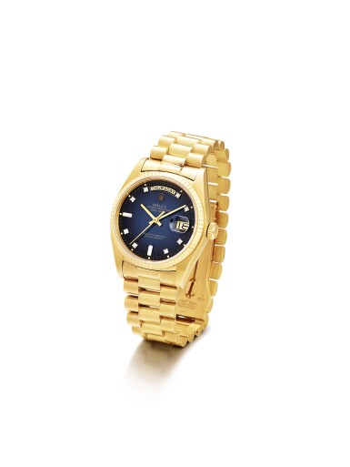 """View 2. Thumbnail of Lot 2134. ROLEX 