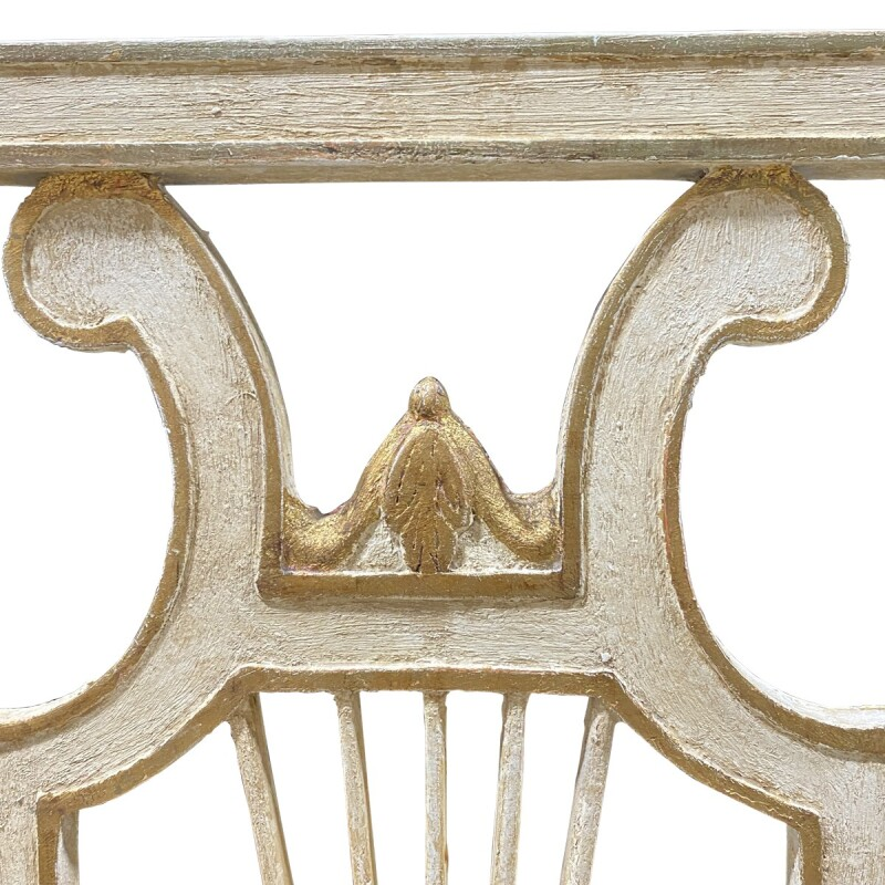 Lyre Back Chairs
