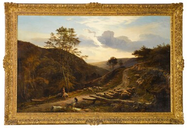View 2. Thumbnail of Lot 172. The Shepherdess' Rest.