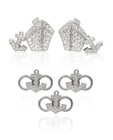 Diamond dress set, Michele della Valle
