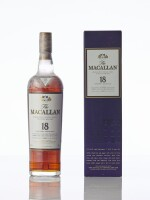 The Macallan 18 Year Old 43.0 abv 1992 (1 BT70)