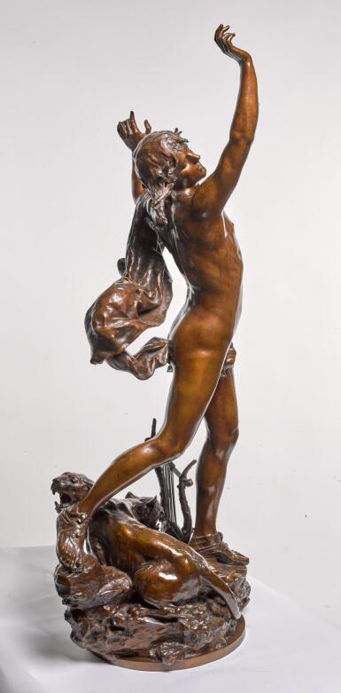 RAOUL CHARLES VERLET   LA DOULEUR D'ORPHÉE (ORPHEUS' SORROW)
