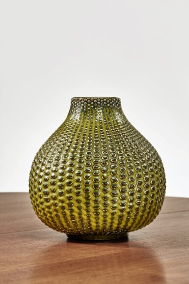 View 1. Thumbnail of Lot 31. Vase.