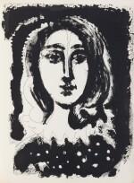 Vingt Poèmes de Gongora. 1948. Exemplaire sur papier du Marais. 41 eaux-fortes et aquatintes.