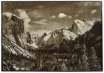 Yosemite Valley From Inspiration Point, Winter, Yosemite National Park