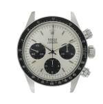 ROLEX | REFERENCE 6263 DAYTONA 'SIGMA DIAL'   A STAINLESS STEEL CHRONOGRAPH WRISTWATCH WITH BRACELET, CIRCA 1974
