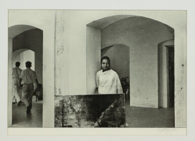 View 2. Thumbnail of Lot 98. JYOTI BHATT | UNTITLED (ELEVEN ICONIC PHOTOS OF ARTISTS).