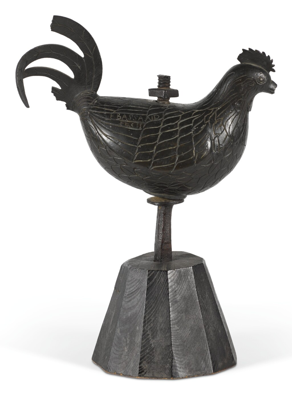 FRENCH, 1646 | Cockerel