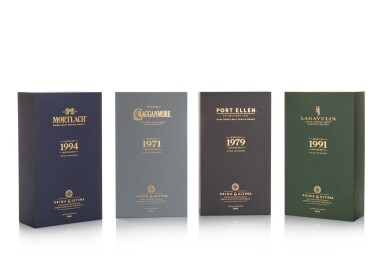 View 2. Thumbnail of Lot 1. The Prima & Ultima Collection, First Release, Set #1 + Exclusive Experience (8 bts 70cl, 8bt 2cl) **Price Excluding VAT**.