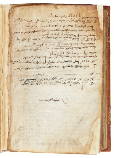 View 2. Thumbnail of Lot 6. The Bible of William Ketyll, with prologues, in Latin [England, 13th century (second quarter or middle)].