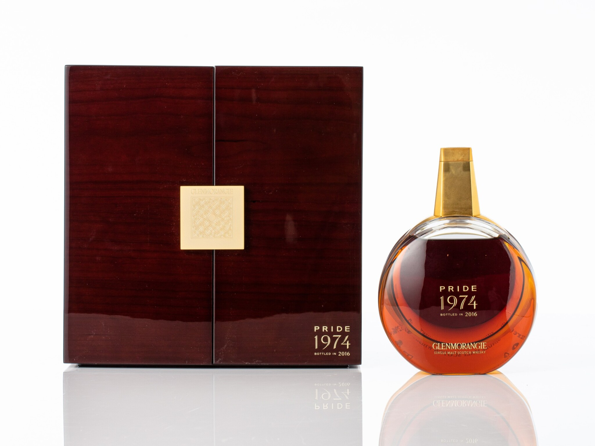 View full screen - View 1 of Lot 5044. Glenmorangie Pride 41 Year Old 52.0 abv 1974  (1 LITR).