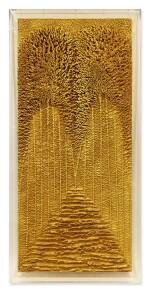 "LERONE WILSON   ""Thy Kingdom Kome to the Merkuht,"" 2014/15."