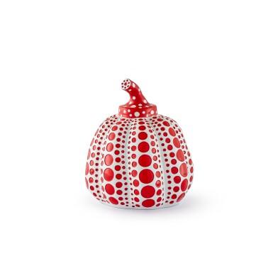 草間彌生 Yayoi Kusama | 紅色南瓜 Red Pumpkin
