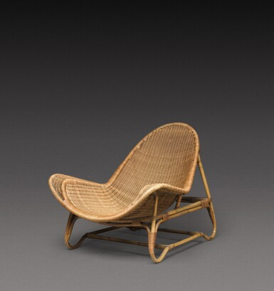 View 1. Thumbnail of Lot 187. Lounge Chair.