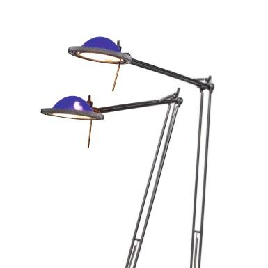 "View 3. Thumbnail of Lot 296. Pair of ""Berenice"" Table Lamps, Model D12."