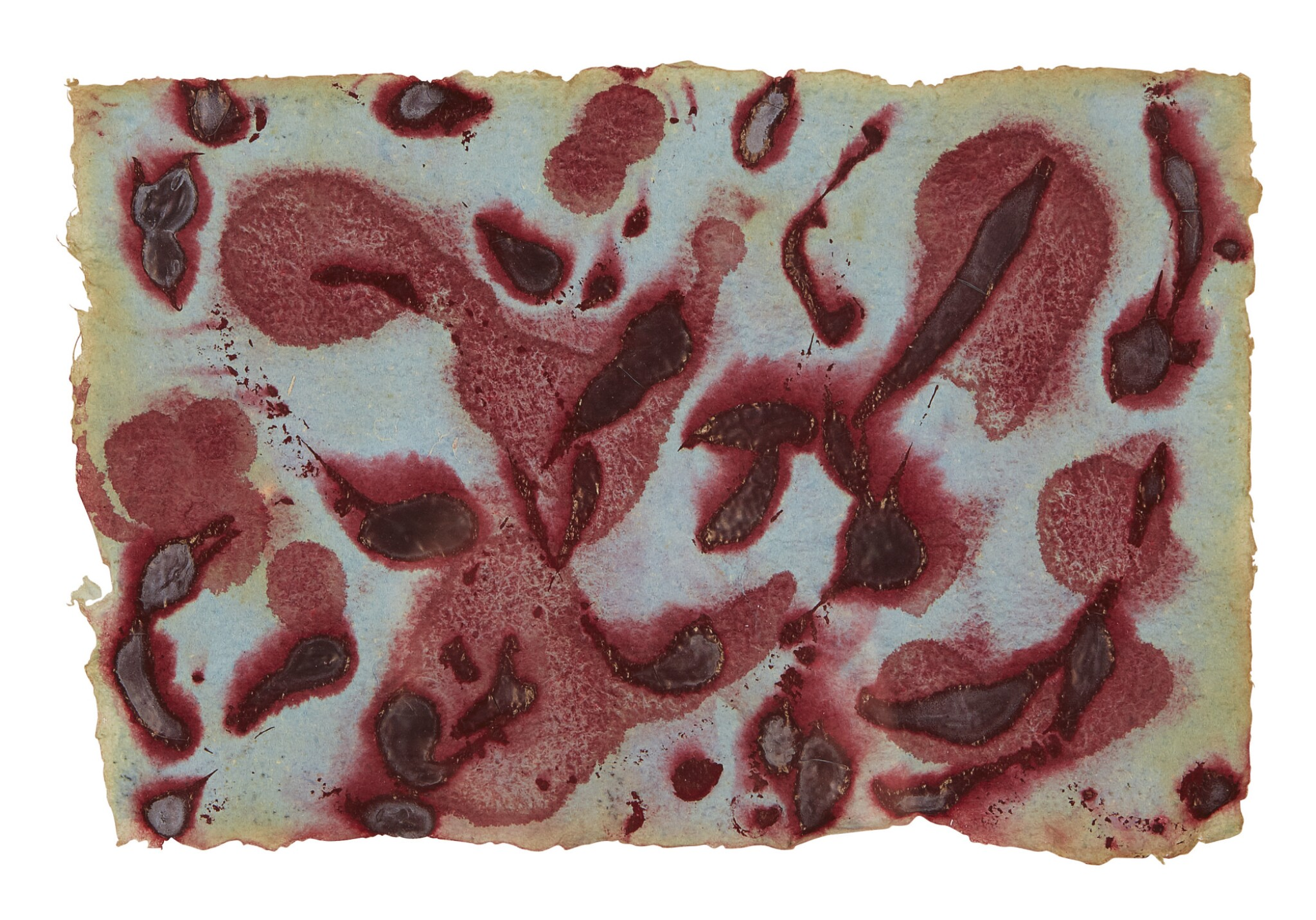 View full screen - View 1 of Lot 414. LEE KRASNER | SEED NO. 3.