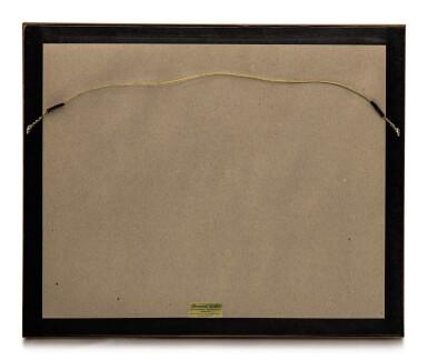 View 2. Thumbnail of Lot 2264. Patek Philippe | A framed drawing of the tourbillon escapement of calibre 89, Circa 1989 | 百達翡麗 | 陀飛輪 calibre 89 連框繪圖,約1989年製.