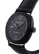 PANERAI | RADIOMIR BLACK SEAL CERAMIC AND STAINLESS STEEL WRISTWATCH  CIRCA 2012