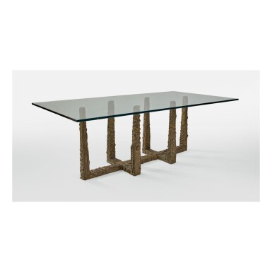 PAUL EVANS | DINING TABLE