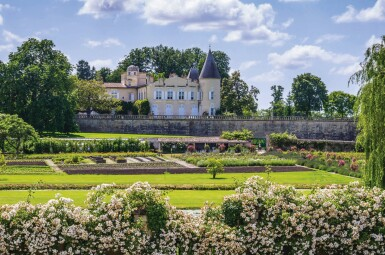 LAFITE ROTHSCHILD, THE ART OF LIVING: 1 X 3 LITRE LAFITE 2002 WITH TASTING & LUNCH OR DINNER AT THE CHÂTEAU