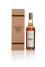 The Macallan Fine & Rare 52 Year Old 46.7 abv 1950