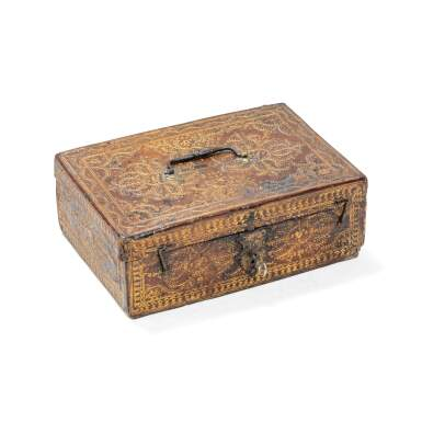 FRENCH, 17TH CENTURY [FRANCE, XVIIE SIÈCLE] | CASKET [COFFRET]