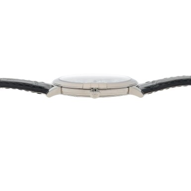 View 5. Thumbnail of Lot 540. Midnight, Ref. 450-MAS42W White gold skeletonized wristwatch Circa 2015   海瑞溫斯頓 450-MAS42W型號「Midnight」白金鏤空腕錶,年份約2015.