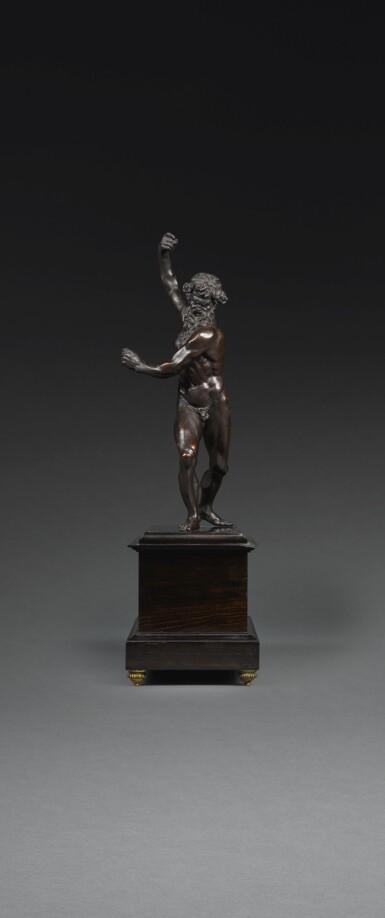 ATTRIBUTED TO EUGENIO AVOLIO (CIRCA 1876-1929) ITALIAN, NAPLES, LATE 19TH CENTURY/ EARLY 20TH CENTURY   NEPTUNE