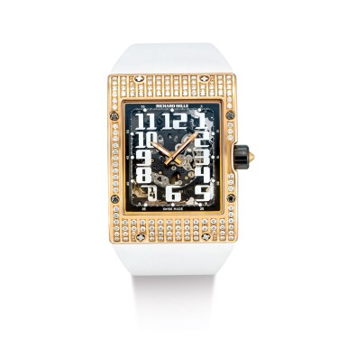 """View 1. Thumbnail of Lot 2180. RICHARD MILLE 