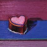 Dark Heart Cake