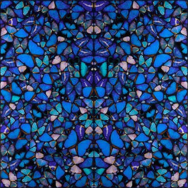 View 3. Thumbnail of Lot 19. DAMIEN HIRST   THE ASPECTS (H6-1-5).