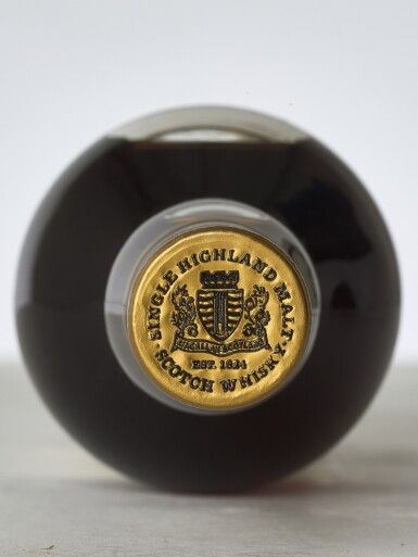 View 3. Thumbnail of Lot 2007. The Macallan 25 Year Old Anniversary Malt 43.0 abv 1968 (1 BT70).