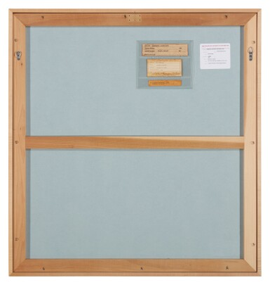View 3. Thumbnail of Lot 201. AD REINHARDT   UNTITLED.