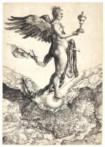 ALBRECHT DÜRER | NEMESIS (B. 77; M., Holl. 72)
