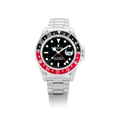 """View 1. Thumbnail of Lot 2128. ROLEX 