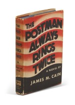 Cain, The Postman Always Rings Twice, 1934