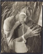 EDWARD STEICHEN | 'CONRAD VEIDT', HOLLYWOOD, NO. 2 (DOUBLE EXPOSURE WITH LUPE VÉLEZ), 1928