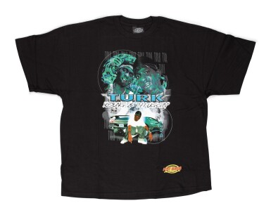 View 3. Thumbnail of Lot 111. [PEN & PIXEL]   COLLECTION OF 10, NEVER-RELEASED OFFICIAL CASH MONEY T-SHIRTS, 2001.