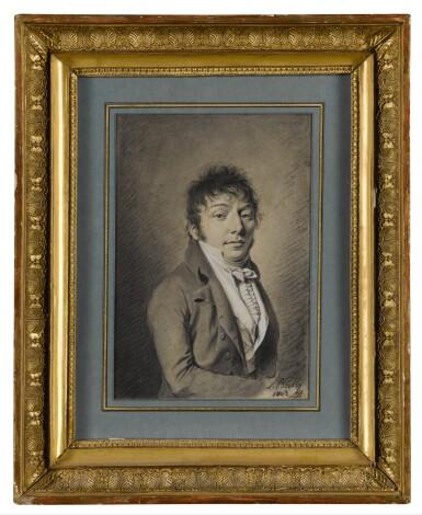 View 2. Thumbnail of Lot 79. Portrait of Aimé-Jacques-Marie-Constant de Moreton de Chabrillan.