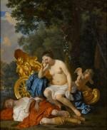 JACOB VAN LOO  |  VENUS AND ADONIS