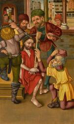 SOUTHERN GERMAN SCHOOL, LATE 15TH CENTURY | The Mocking of Christ