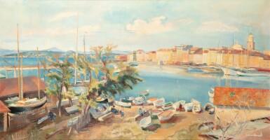 View 1. Thumbnail of Lot 26. ABEL GERBAUD | SAINT-TROPEZ, LE CHANTIER NAVAL     .