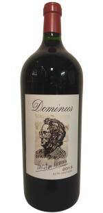 DOMINUS, WINE AND ARCHITECTURE: 1 X 6 LITRE DOMINUS 2013, WITH TASTING AT THE WINERY