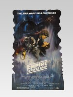 THE EMPIRE STRIKES BACK, STANDEE, US, 1980