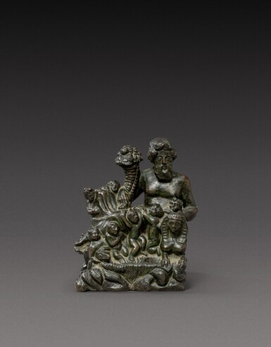 View 1. Thumbnail of Lot 149. Italian, early 19th century | Personification of the Nile.