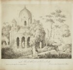 D'OYLY, SIR CHARLES | Sketches of the New Road in a Journey from Calcutta to Gyah. Calcutta: Asiatic Lithographic Company's press, 1830