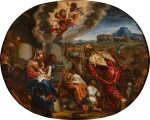 GIACOMO COTTA  |  THE ADORATION OF THE MAGI