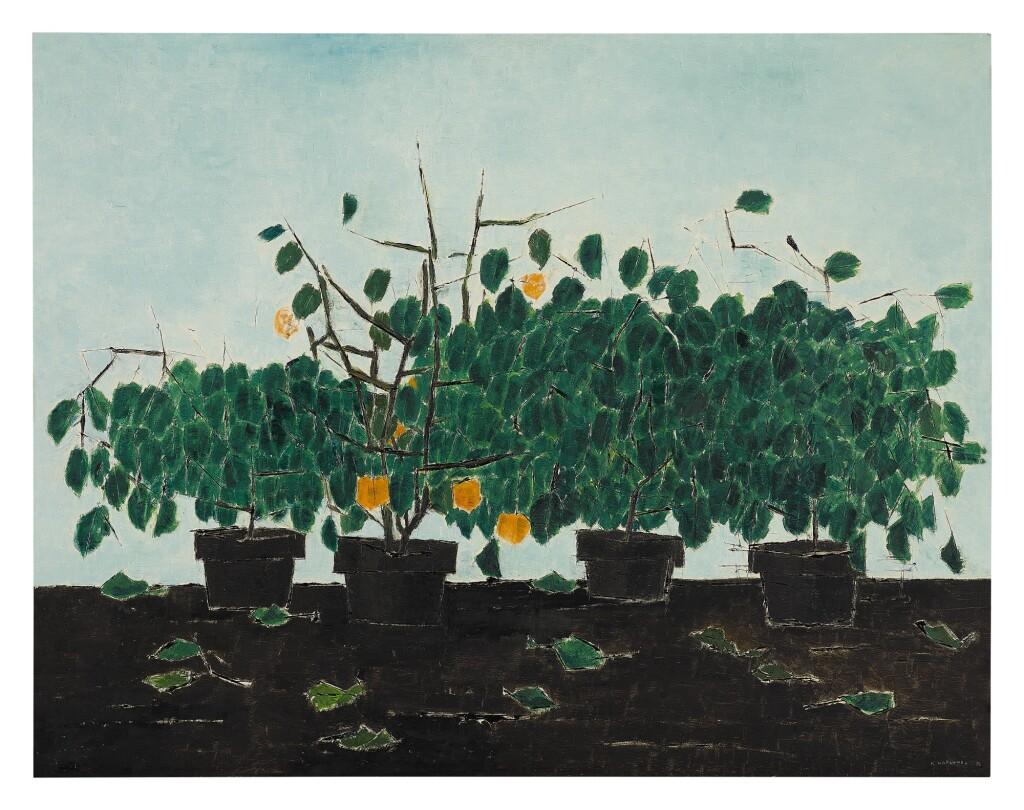 KAZUO NAKAMURA | FOUR PLANTS
