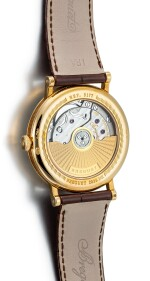 BREGUET | CLASSIQUE, REFERENCE 5177, A YELLOW GOLD WRISTWATCH WITH DATE, CIRCA 2019